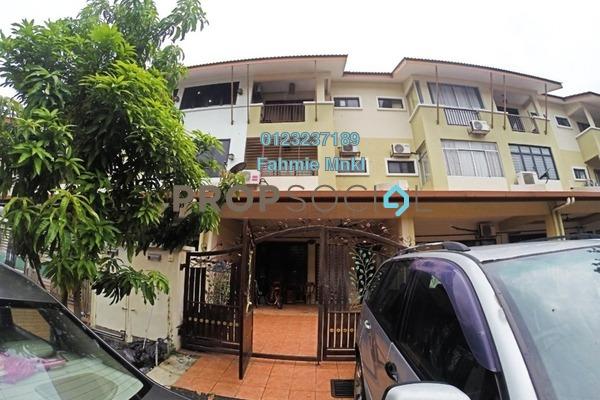 Terrace For Sale in Samudra Teres, Batu Caves Leasehold Unfurnished 5R/4B 650k