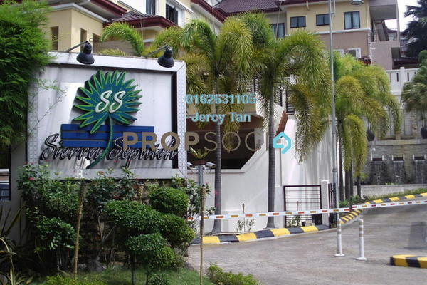 Semi-Detached For Sale in Sierra Seputeh, Seputeh Freehold Semi Furnished 4R/5B 4.5m