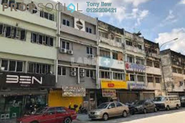 For Rent Shop at Taman Maluri, Cheras Freehold Unfurnished 3R/2B 3.5k