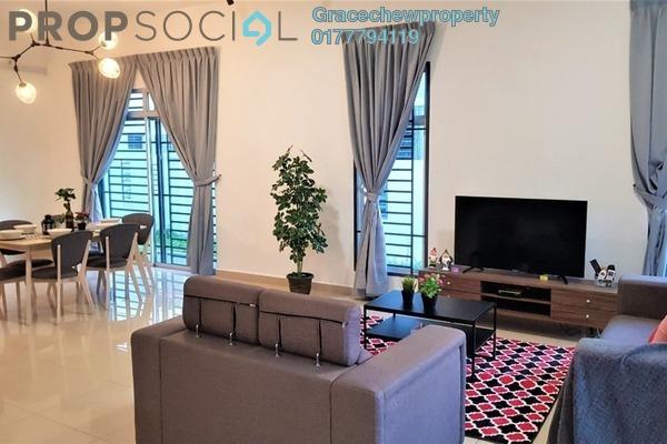 Terrace For Rent in Desaru Utama, Kota Tinggi Freehold Fully Furnished 4R/3B 1.7k