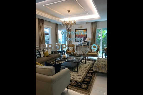For Sale Semi-Detached at Beverly Heights, Ukay Freehold Fully Furnished 6R/8B 3.5m