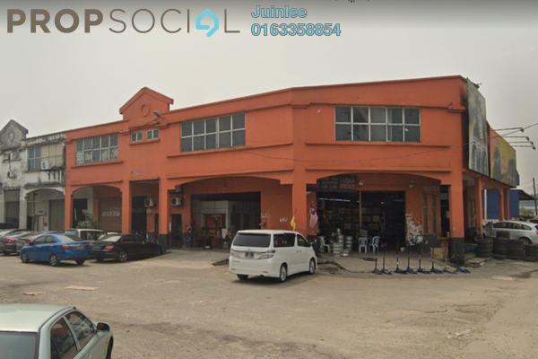 Factory For Sale in Bukit Kemuning Industrial Park, Kota Kemuning Freehold Semi Furnished 0R/0B 1.6m