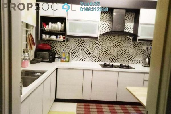 Condominium For Sale in Platinum Hill PV8, Setapak Freehold Semi Furnished 3R/2B 678k