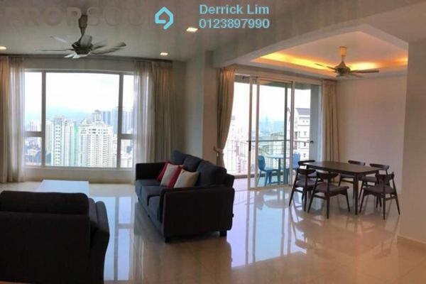 Condominium For Sale in Kiaramas Ayuria, Mont Kiara Freehold Fully Furnished 4R/4B 1.4m