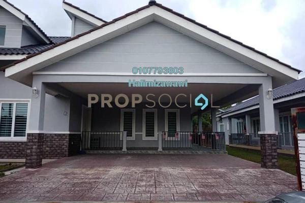 Bungalow For Sale in Desa Subang Permai, Subang Freehold Semi Furnished 4R/4B 900k