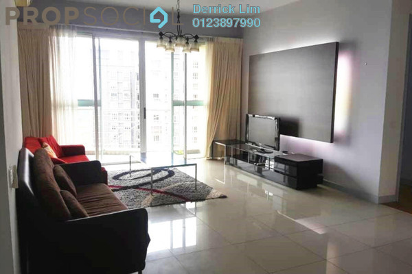 Condominium For Sale in Kiaramas Ayuria, Mont Kiara Freehold Fully Furnished 3R/3B 1.1m