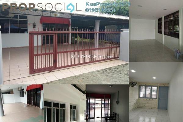 For Sale Terrace at Taman Matang Jaya, Kuching Freehold Unfurnished 3R/2B 348k
