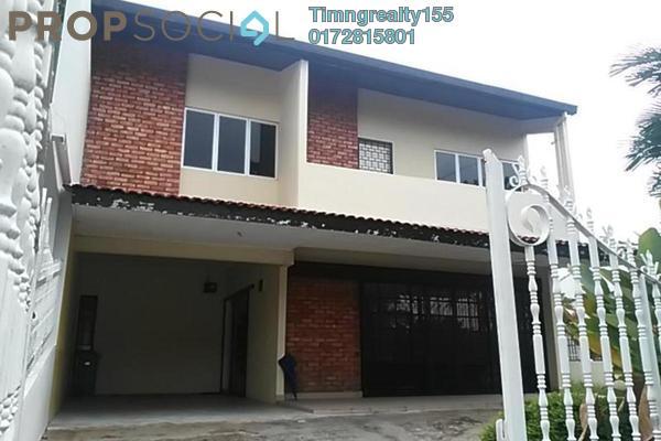 Semi-Detached For Rent in Bangsar Baru, Bangsar Freehold Unfurnished 5R/2B 4.5k