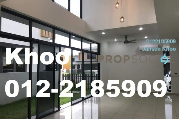 For Rent Semi-Detached at Aeres, Eco Ardence Freehold Semi Furnished 4R/4B 3.5k
