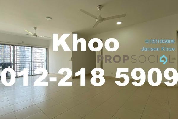 For Sale Condominium at Seri Kasturi, Setia Alam Freehold Unfurnished 3R/2B 318k