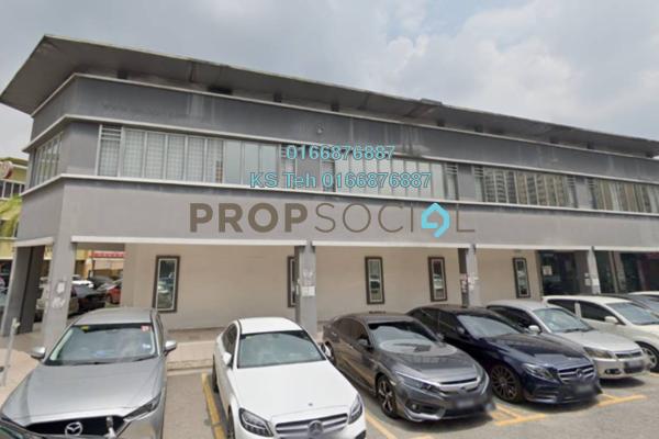Shop For Sale in Wangsa Biz Avenue, Setapak Freehold Unfurnished 0R/2B 10m