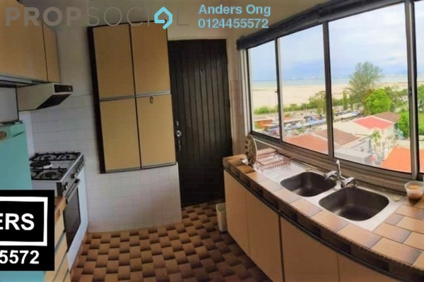 Condominium For Rent in Sunrise Tower, Gurney Drive Freehold Fully Furnished 3R/2B 2.5k