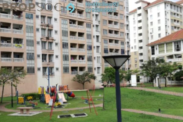 For Sale Apartment at Nilam Puri, Bandar Bukit Puchong Freehold Unfurnished 3R/2B 330k