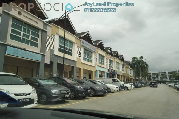 For Rent Shop at Bistari De Kota, Kota Damansara Freehold Unfurnished 0R/0B 3.5k