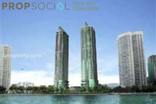 For Rent Condominium at Gurney Paragon, Gurney Drive Freehold Fully Furnished 4R/4B 7k