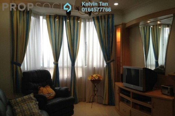 Condominium For Sale in Kingfisher Series, Green Lane Freehold Semi Furnished 3R/2B 380k