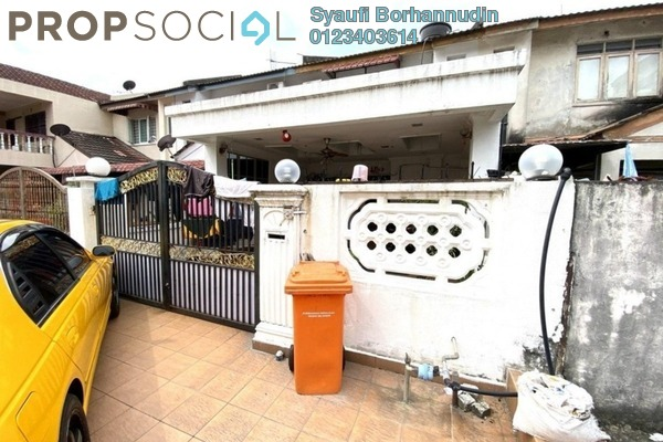 For Sale Terrace at Taman Puchong Perdana, Puchong Freehold Unfurnished 3R/2B 480k