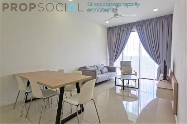 Condominium For Rent in Senibong Cove, Bandar Baru Permas Jaya Freehold Fully Furnished 2R/2B 2k