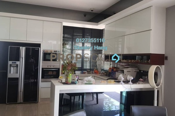 Semi-Detached For Sale in Skyville, Bandar Puchong Jaya Freehold Semi Furnished 5R/6B 4.2m