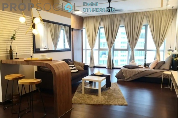 Apartment For Sale in The Elements, Ampang Hilir Freehold Fully Furnished 1R/1B 400k
