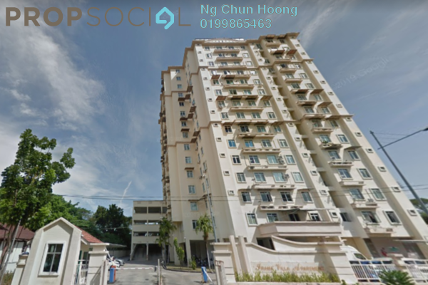 Apartment For Rent in Irama Villa Apartment, Georgetown Freehold semi_furnished 3R/2B 1.3k