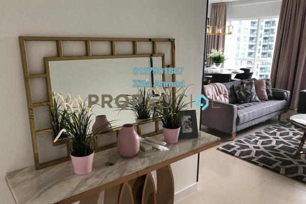 For Rent Condominium at Pavilion Hilltop, Mont Kiara Freehold Fully Furnished 3R/3B 6k
