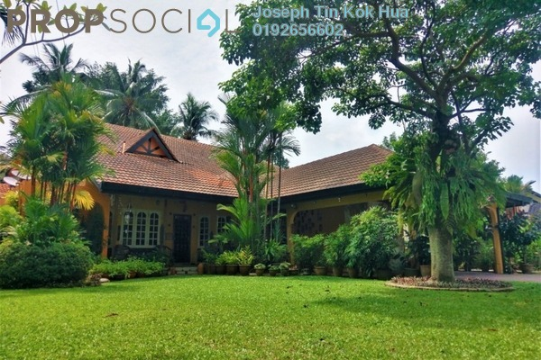 Bungalow For Rent in Taman OUG, Old Klang Road Freehold Semi Furnished 7R/5B 5k