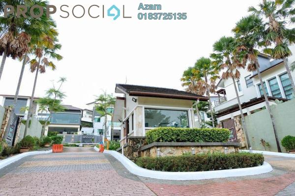 Semi-Detached For Sale in Amberhill, Melawati Freehold Fully Furnished 7R/8B 2m