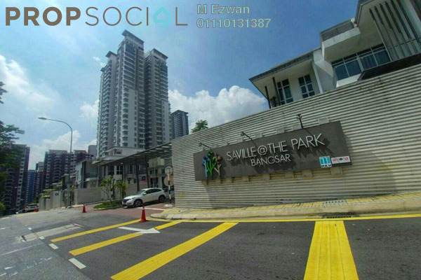 For Sale Condominium at Saville @ The Park, Pantai Freehold Unfurnished 3R/2B 650k