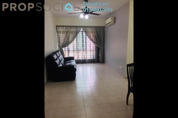 For Sale Apartment at Suria Vista, Paya Terubong Freehold Semi Furnished 3R/2B 290k
