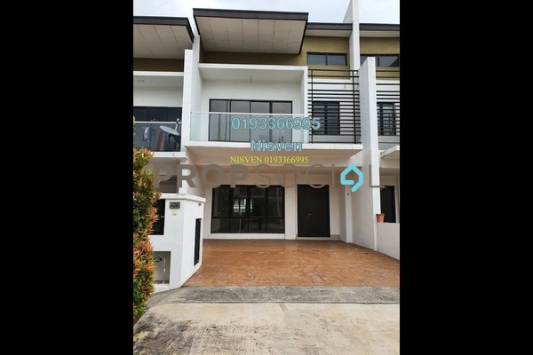 Superlink For Rent in Anggun 3, Rawang Freehold Unfurnished 4R/4B 1.6k