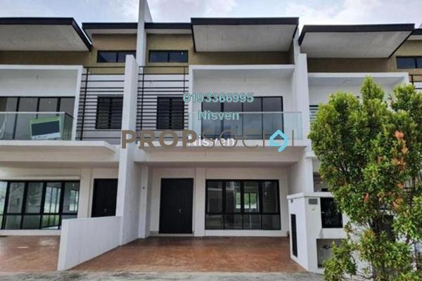 Superlink For Rent in Anggun 3, Rawang Freehold Semi Furnished 4R/4B 1.7k