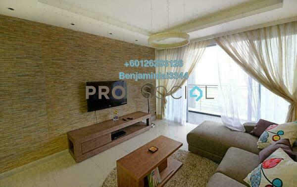 Condominium For Rent in The Westside One, Desa ParkCity Freehold Fully Furnished 1R/1B 2.8k