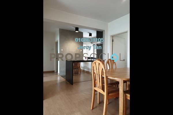 Condominium For Sale in Danau Impian, Taman Desa Freehold Semi Furnished 3R/2B 398k