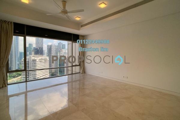 Condominium For Sale in Pavilion Residences, Bukit Bintang Freehold Semi Furnished 2R/2B 2.55m