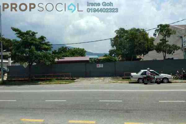 Land For Rent in Jalan Dato Keramat, Georgetown Freehold Unfurnished 0R/0B 9.8k