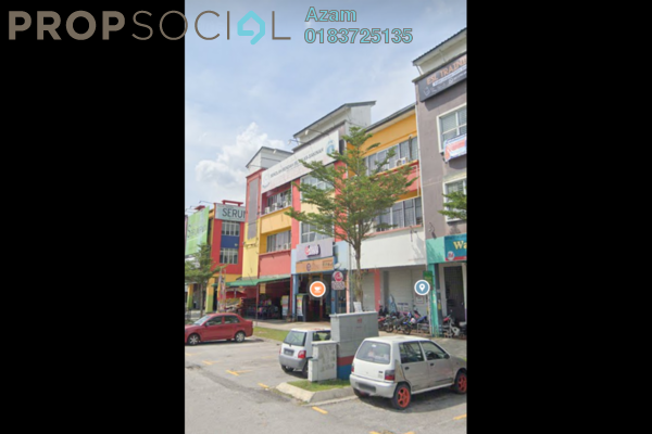 For Rent Shop at Subang Bestari, Subang Freehold Semi Furnished 0R/2B 3.5k