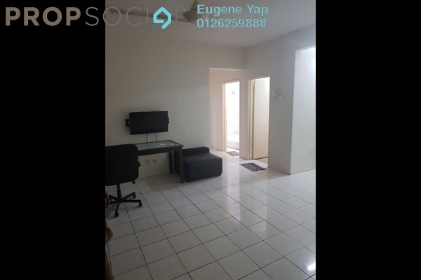 For Rent Apartment at Prima Tiara 2, Segambut Freehold Semi Furnished 3R/2B 1.3k