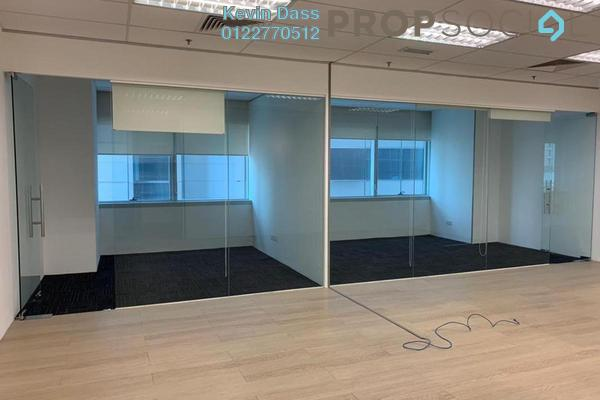 Office For Rent in KL Eco City, Mid Valley City Freehold Semi Furnished 2R/1B 5k