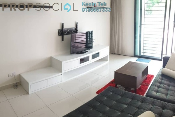 Condominium For Sale in Papillon Desahill, Taman Desa Freehold Fully Furnished 2R/3B 950k