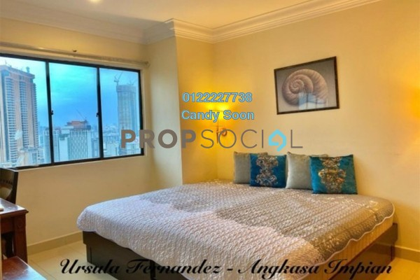 Condominium For Rent in Angkasa Impian 1, Bukit Ceylon Freehold Fully Furnished 4R/4B 3.6k