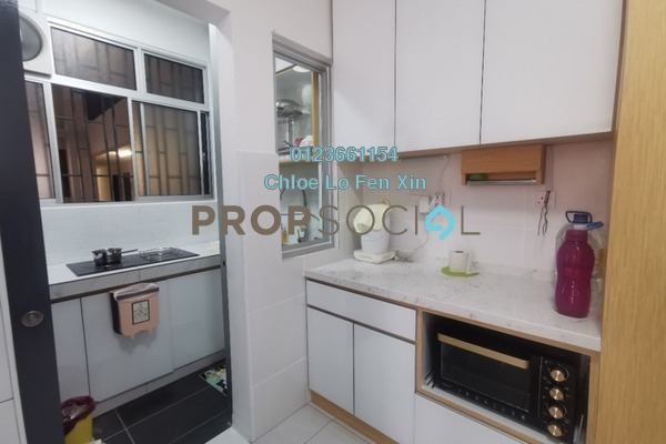 Condominium For Rent in Lanai Residences, Bukit Jalil Freehold Fully Furnished 1R/1B 600translationmissing:en.pricing.unit