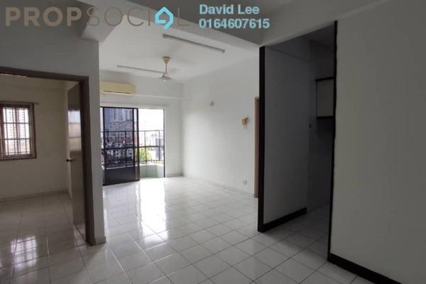 Condominium For Sale in Vista Condominium, Relau Freehold Semi Furnished 3R/2B 238k