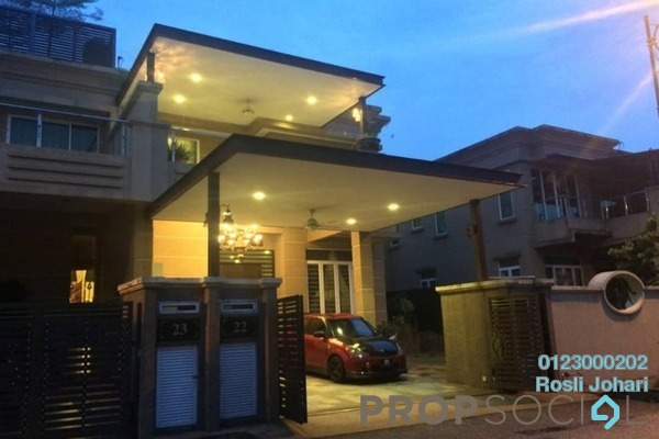 Semi-Detached For Sale in Kemensah Mewah, Kemensah Freehold Semi Furnished 6R/6B 2.3m
