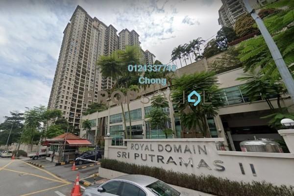 Condominium For Sale in Sri Putramas II, Dutamas Freehold Unfurnished 3R/2B 450k