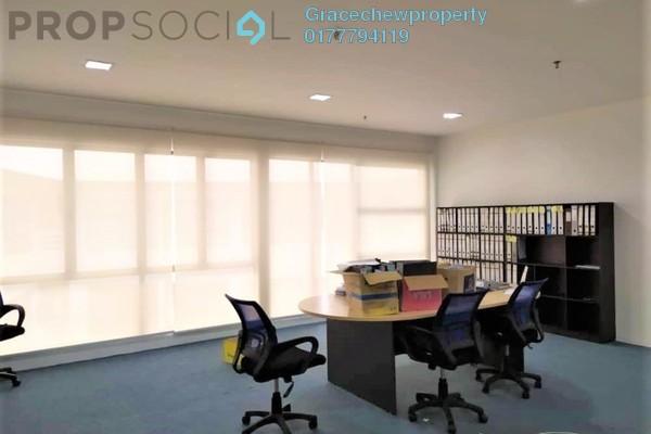 Office For Rent in Jalan Indah, Bukit Indah Freehold Semi Furnished 0R/0B 2.4k