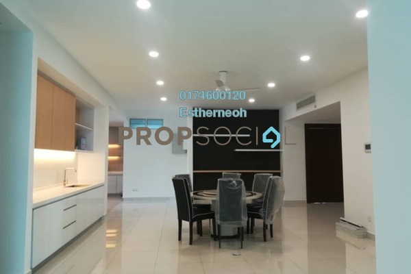 Condominium For Rent in One Tanjong, Tanjung Bungah Freehold Fully Furnished 5R/4B 7.5k