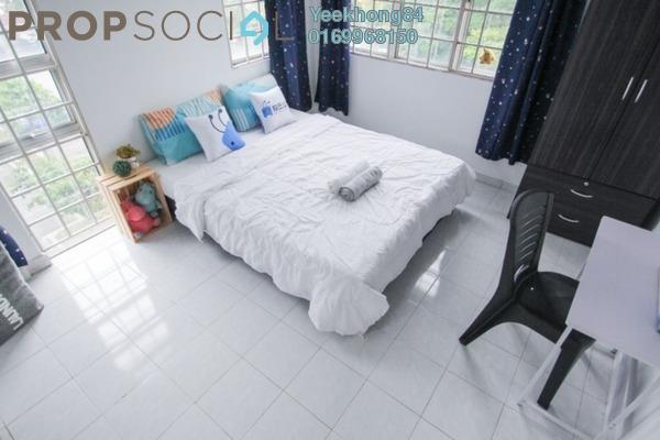 Apartment For Rent in Salvia Apartment, Kota Damansara Freehold Fully Furnished 1R/1B 630translationmissing:en.pricing.unit