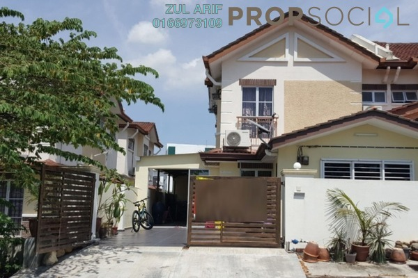Terrace For Sale in Puncak Alam Jaya Residences, Shah Alam Freehold Semi Furnished 4R/3B 420k