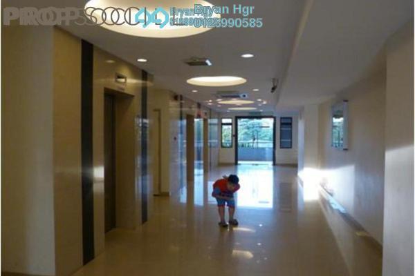 Condominium For Sale in Pelangi Utama, Bandar Utama Freehold Semi Furnished 3R/2B 528k